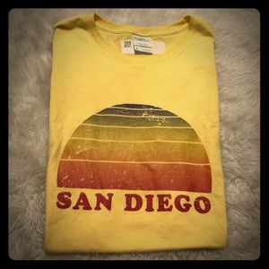 Tops - Women's vintage San Diego tee - new with tag